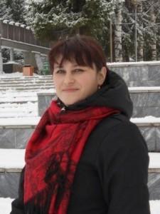студентка Школы журналистики Наталья Поздеева