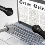 Пишем по пресс-релизу