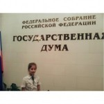 Анна Алексеева, 12 лет. Конкурс сочинений «Я хочу стать журналистом»