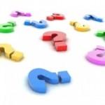 Вопросы по существу, конкретные ответы