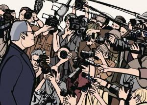 журналистика интервью политик