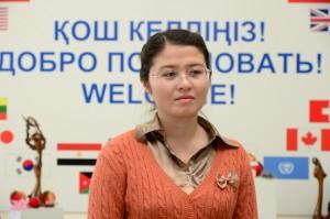 Мария Умарова
